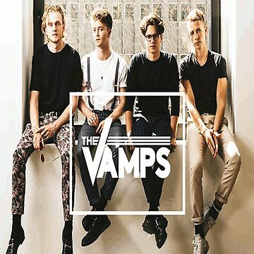 The Vamps, Four corners tour 2019, HRVY by jasonaldo00