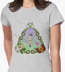 Magic Elf Tailliertes T-Shirt für Frauen