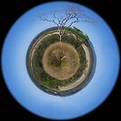 Two tree hill planet by Jayson Gaskell