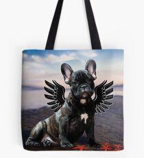 Französische Bulldogge Seestern Tasche