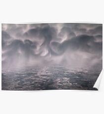 Mystical Storm Poster