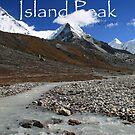 Island Peak by Richard Heath