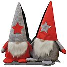 3D Christmas Gnomes by DesignsByDebQ