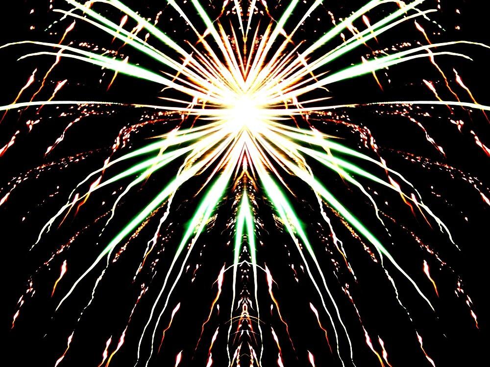 Firework Stitch by jayded