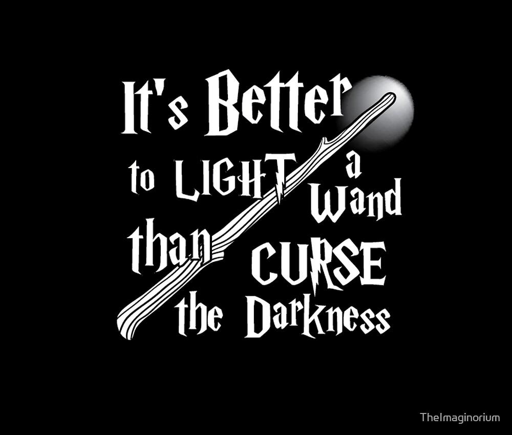 Light a Wand by TheImaginorium