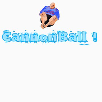 CannonBall ! by Lickapop