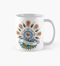 Monk - Vintage D&D Tattoos Mug