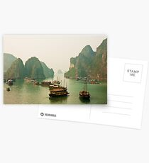 Ha Long Bay Postcards