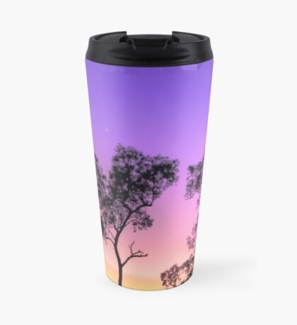 Planet sunrise HDR Travel Mug