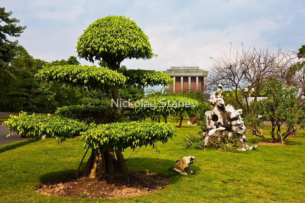 Ho Chi Minh Mausoleum Park by Nickolay Stanev