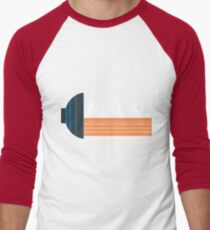 Couples - Noodle (NOO) Men's Baseball ¾ T-Shirt