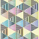 Trippy Triangles by Namoh
