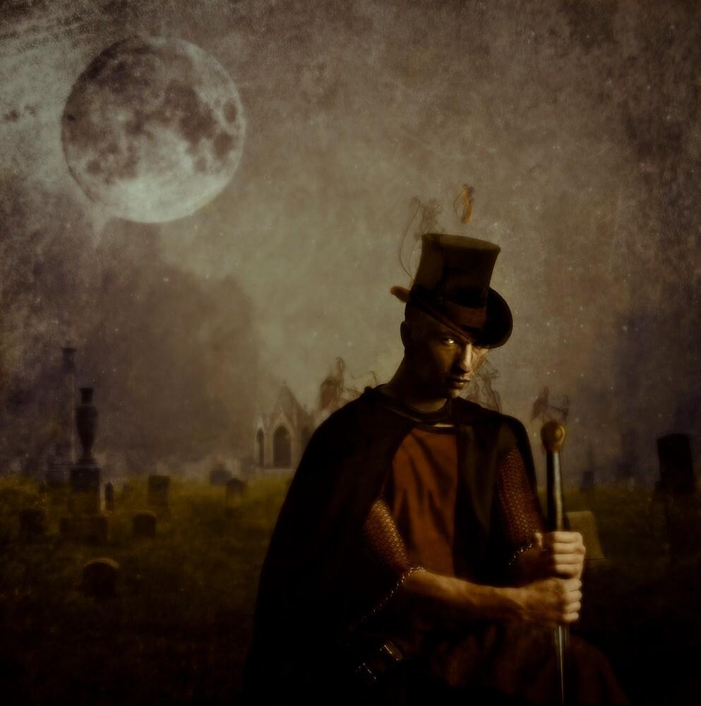 Spirit of night by Igor Giamoniano