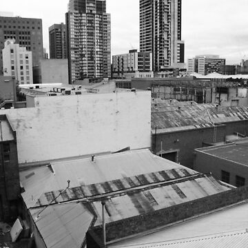 Melbourne Australia by jembot