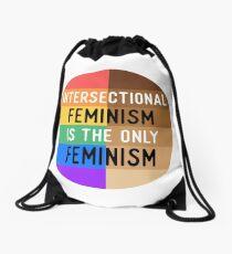 intersektioneller Feminismus Turnbeutel