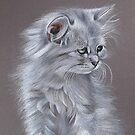 Fluffy Kitten by Holley-Ryan