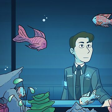 Detroit: Become Human - Fish by Galaxxi