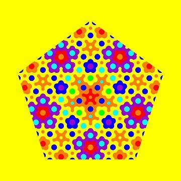 Pentagon Penrose by tudi