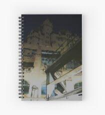 Ottawa Lockstation Spiral Notebook