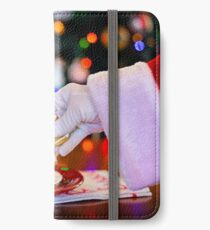 Christmas sweets iPhone Wallet/Case/Skin