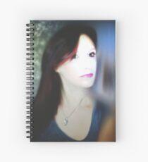 Pleiades Tau Librae Spiral Notebook