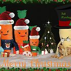 Merry Christmas by AnnDixon