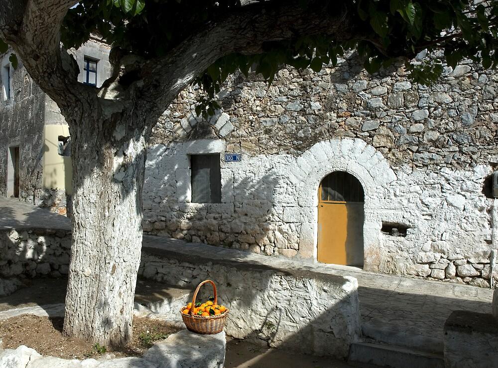 Platea, Eliohori Mani Greece by duncananderson