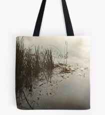 Reeds on Econfina Tote Bag
