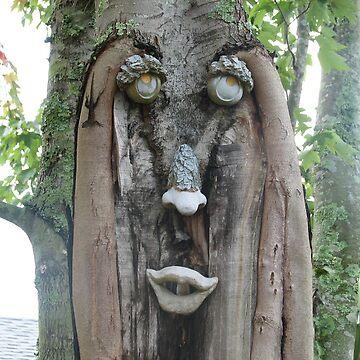 Iam no Tree... by awaken4e1