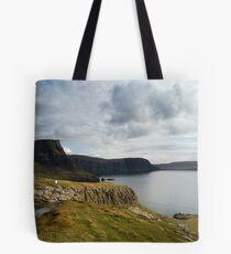 Beautiful view, Isle of Skye Tote Bag