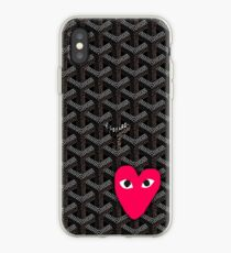 detailed look 327fa 04e40 Black Goyard iPhone cases & covers for XS/XS Max, XR, X, 8/8 Plus, 7 ...