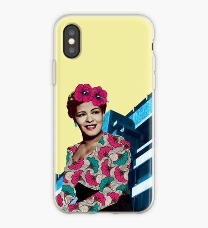 LADY DAY iPhone Case