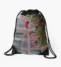 Flourish! Drawstring Bag