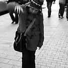 Belfast 6.12.09 - YoYo  by SNAPPYDAVE