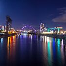 Night on the Clyde by Cat Perkinton