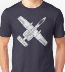 A 10 Thunderbolt Unisex T-Shirt