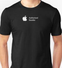 Autorisierter Apple-Händler Slim Fit T-Shirt