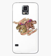 Woman Inherits the Earth Case/Skin for Samsung Galaxy