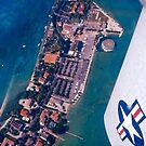 SIRMIONE peninsula by giuseppe maffioli