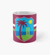 Taza clásica West Indies Cricket 02