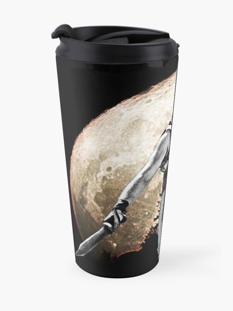 Alternate view of Maximus Decimus Meridius Travel Mug