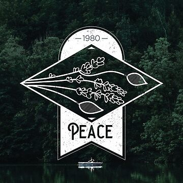 1980 Peace by P-Bubs