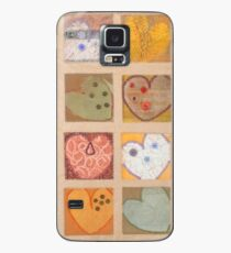 All Hearts Beat, Like a Whisper from Heaven Case/Skin for Samsung Galaxy