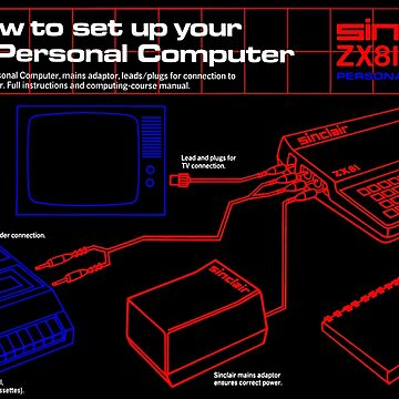 SINCLAIR ZX81 by ThrowbackMotors