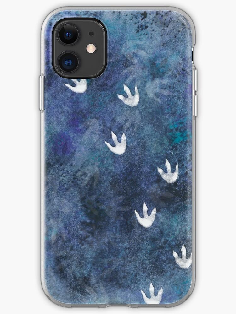 Footprints iPhone 11 case