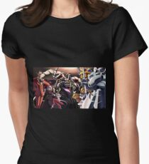 Overlord Anime Graphic Art Women's Fitted T-Shirt