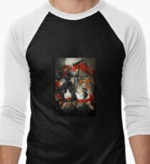 Overlord Anime Graphic Art Men's Baseball ¾ T-Shirt