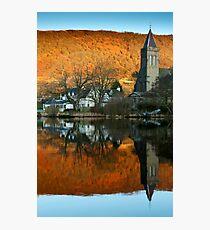 Awake Kirk, Port of Menteith, Scotland Photographic Print