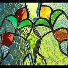 Summer Through Stained Glass by Ellen Cotton