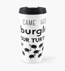 your turts Travel Mug